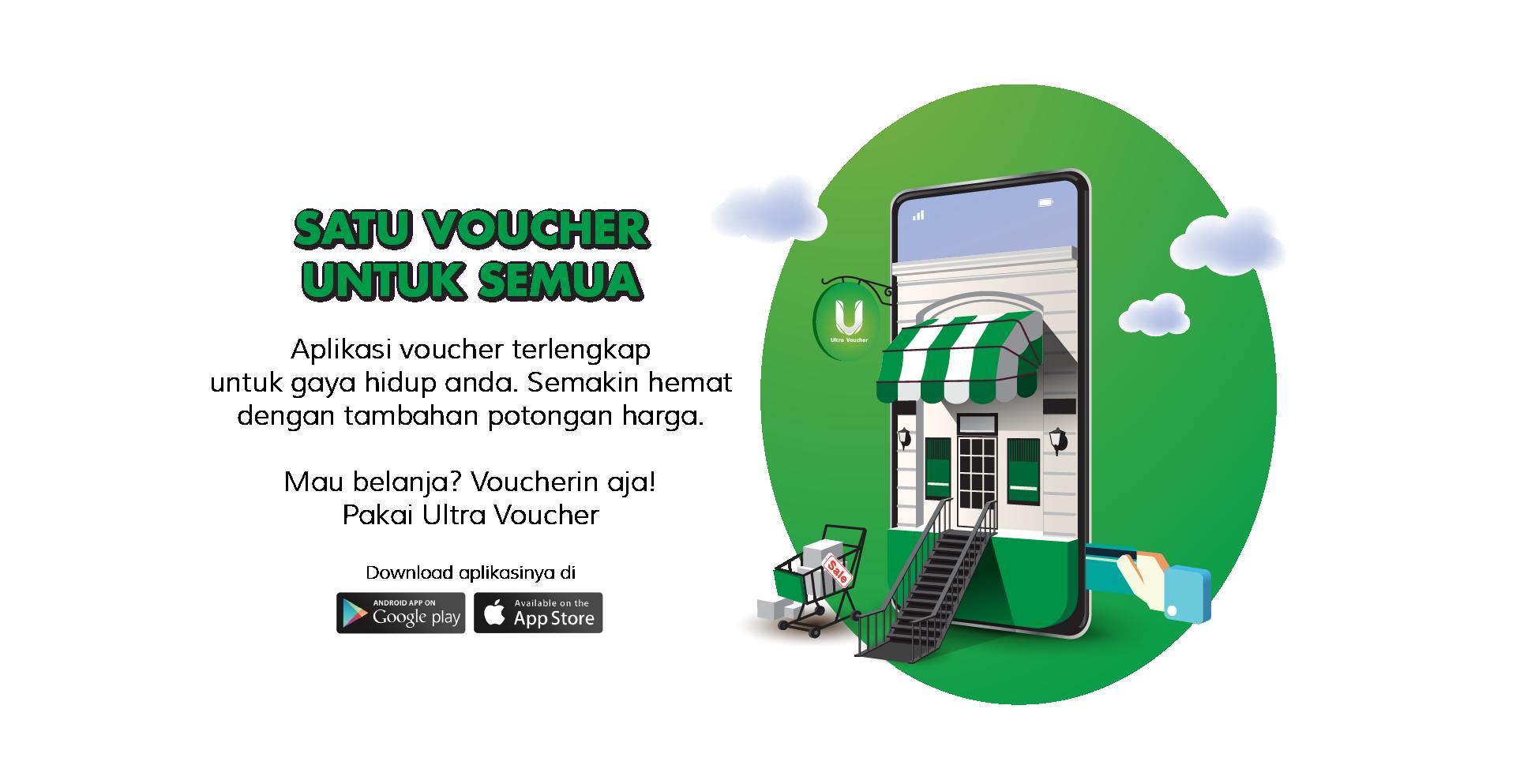 Aplikasi Ultra Voucher