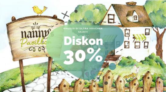 Nikmati Promo Diskon 30% Voucher Nanny's Pavillon Sekarang Juga!