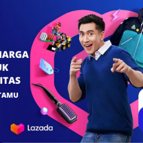 Jangan Sampai Ketinggalan! Lazada 7-7 Sale!
