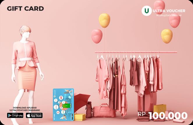 Ultra Voucher Gift Card