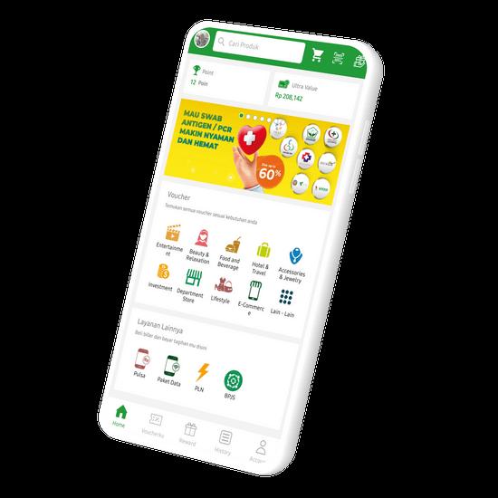 Ultra Voucher App